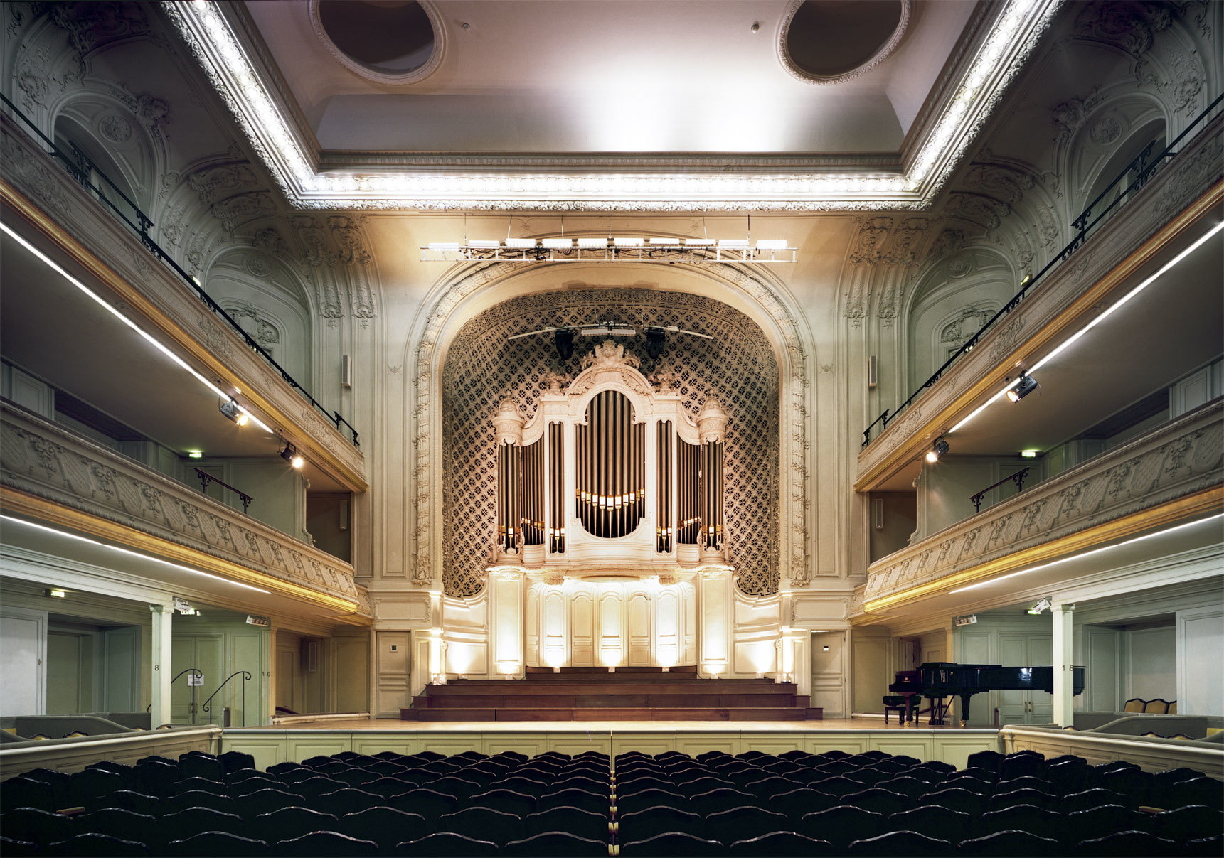 Salle Gaveau Musique La Madeleine Paris