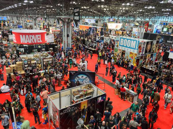 New York Comic Con 2017 guide including the best events ...