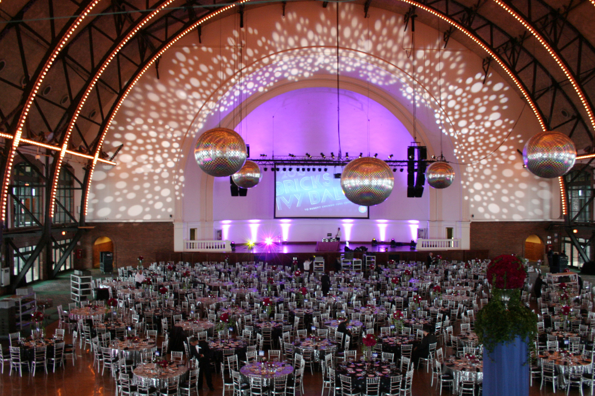 Navy Pier Grand Ballroom Things To Do In Streeterville Chicago