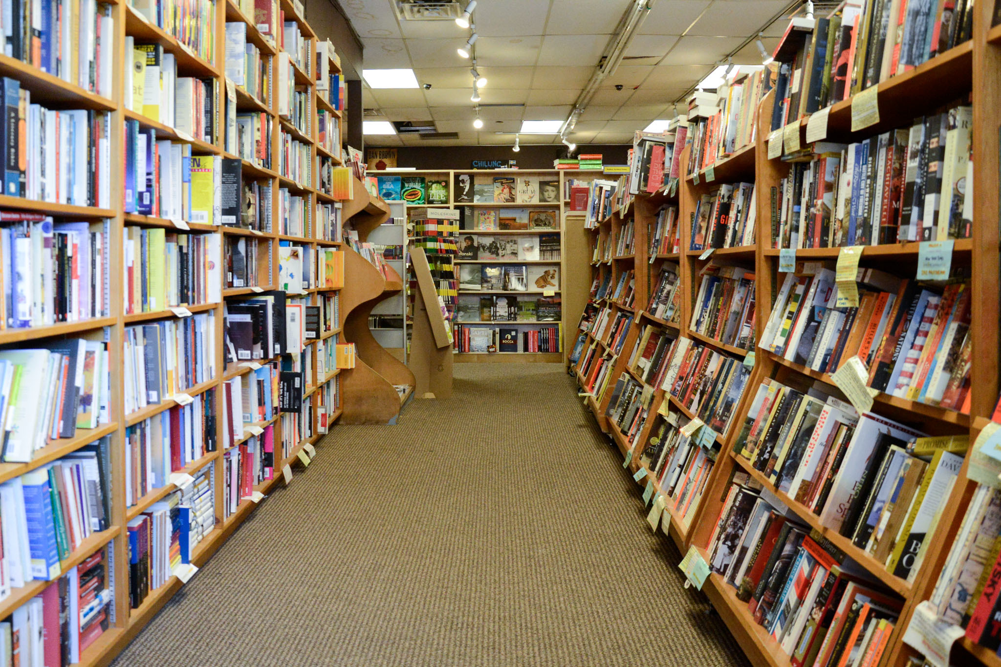 Bookstores in Chicago for new and used books