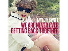 """We Are Never Ever Getting Back Together"" by Taylor Swift"