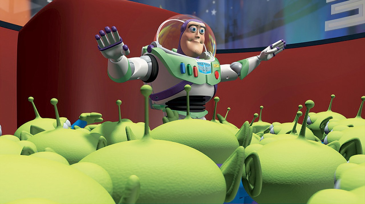 Toy Story 1995, directed by John Lasseter | Film review