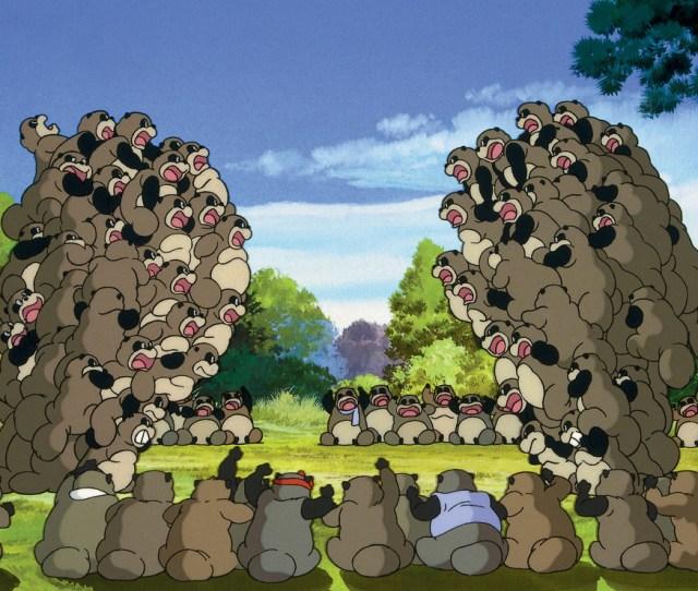 Best Studio Ghibli Films Pom Poko