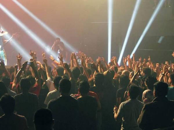 KL Live Music in Bukit Bintang Kuala Lumpur