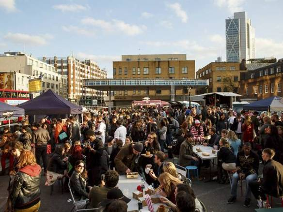 urban food fest london