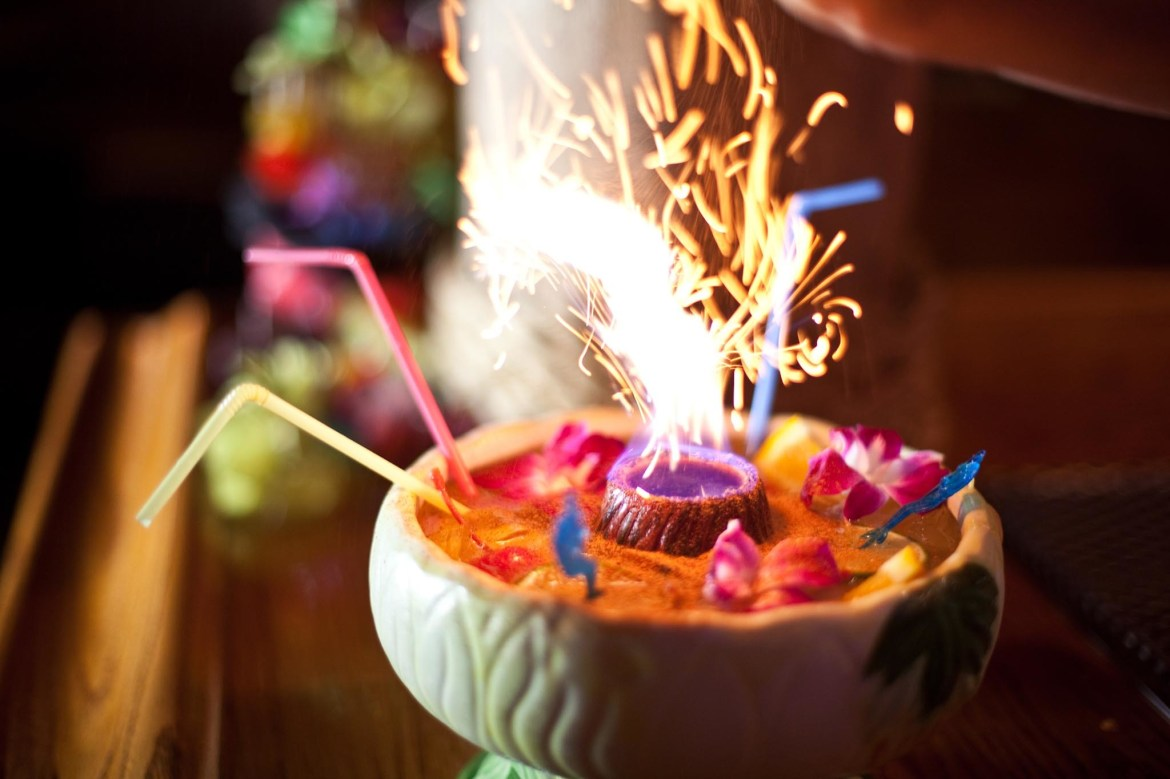 Image result for scorpion bowl cocktail