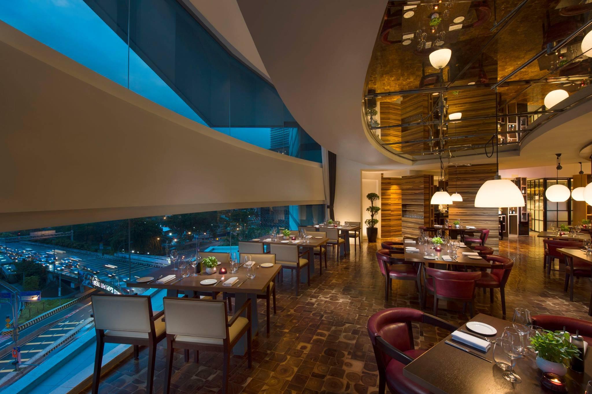 Graze Restaurants in KL Sentral Kuala Lumpur