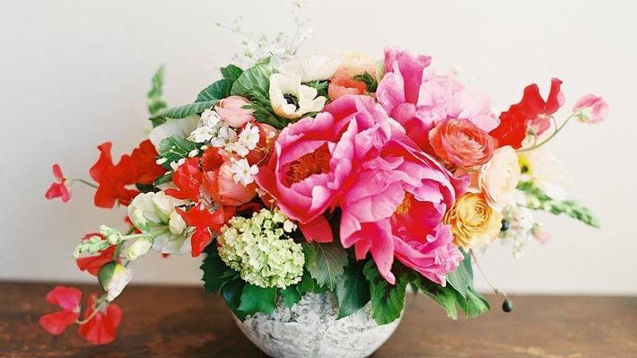 The best flower shops