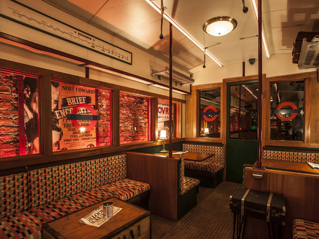 Cahoots Bars And Pubs In Soho London