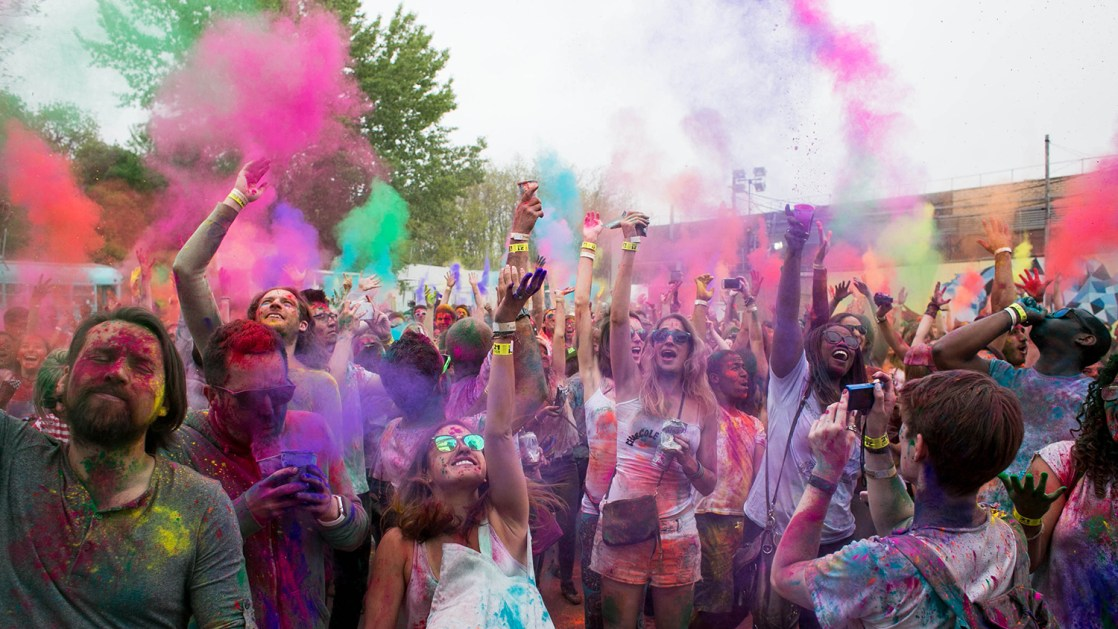 Image result for holi nyc