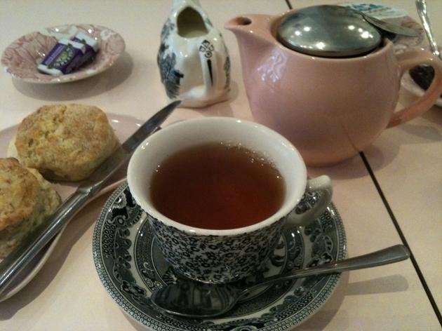 Resultat d'imatges de high tea of highgate