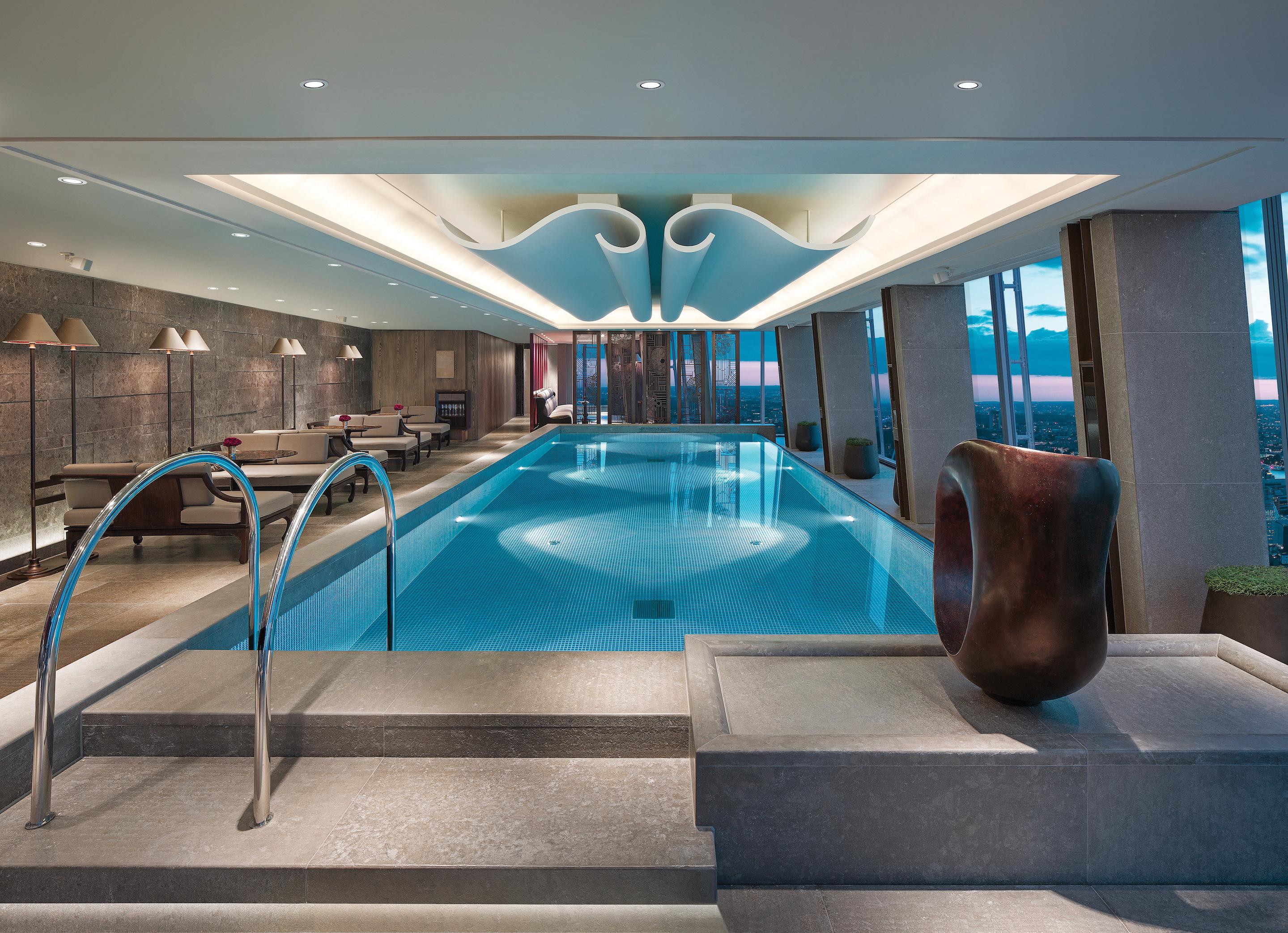 Shangri La Hotel At The Shard