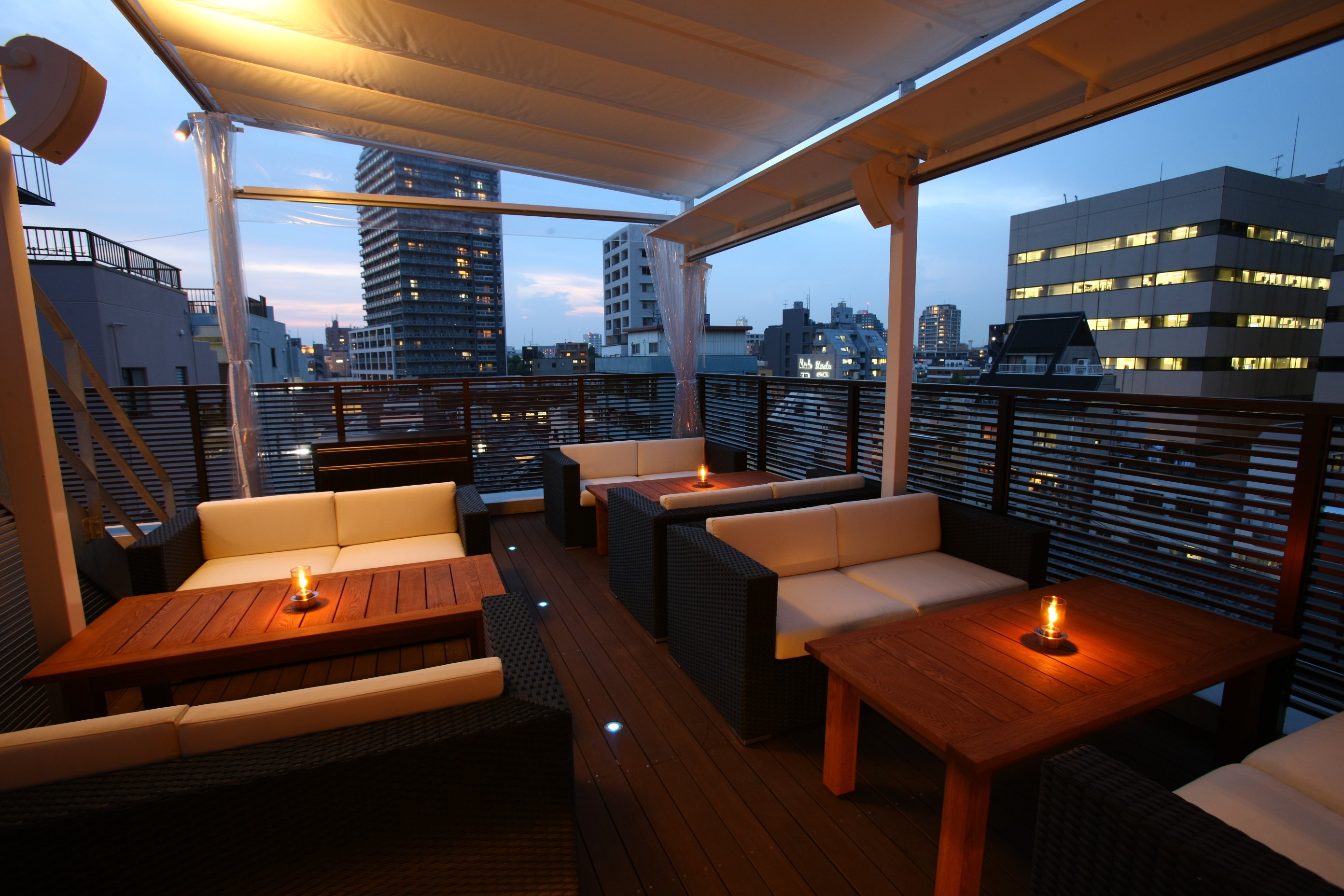 Tokyos Best Open Air Restaurants And Bars Time Out Tokyo