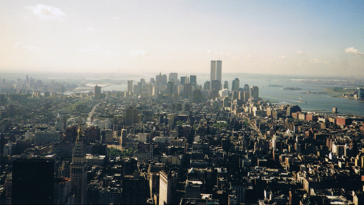 Vintage Photos Of New York City's Skyline