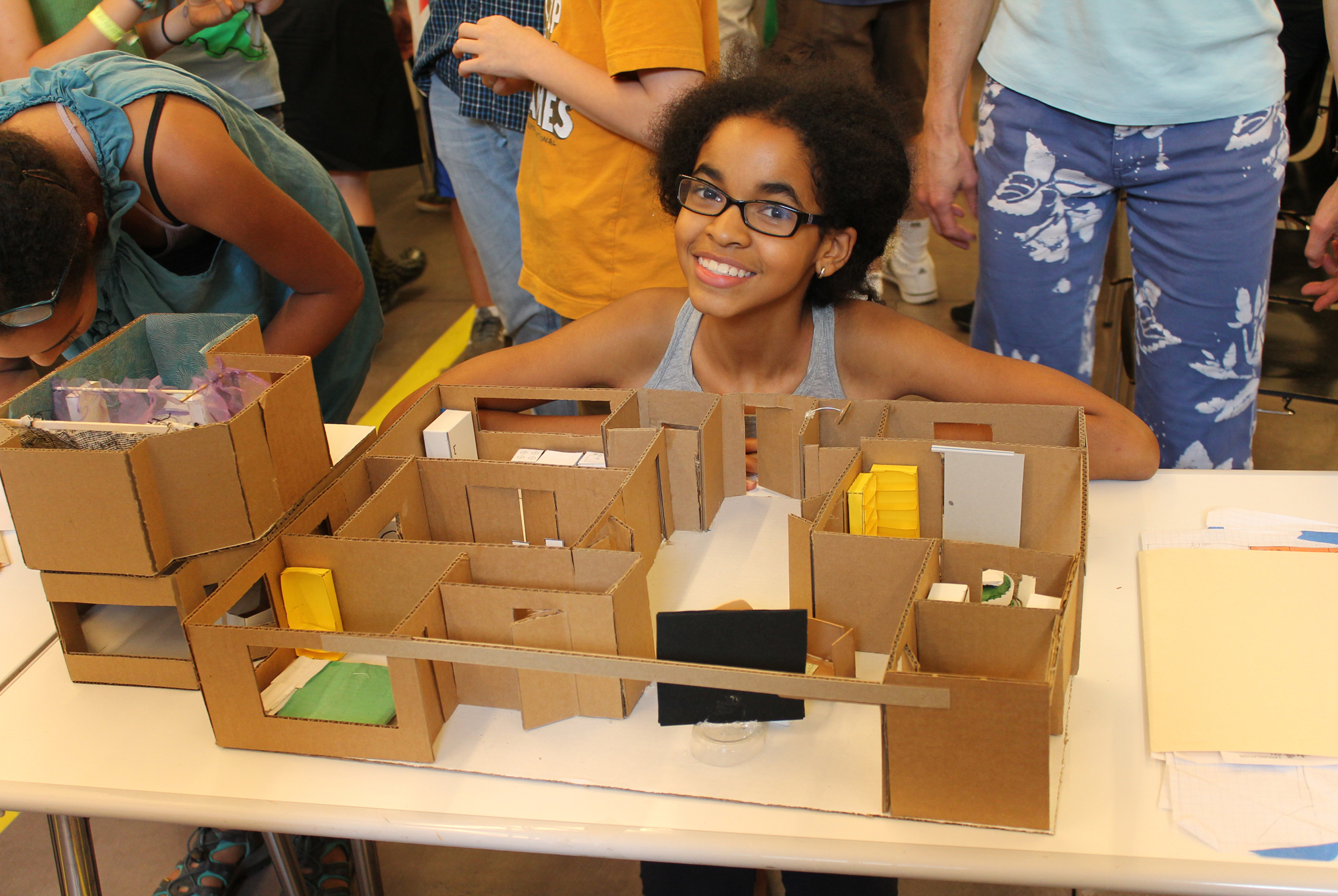 Science Camp And Stem Camp For Kids In Nyc