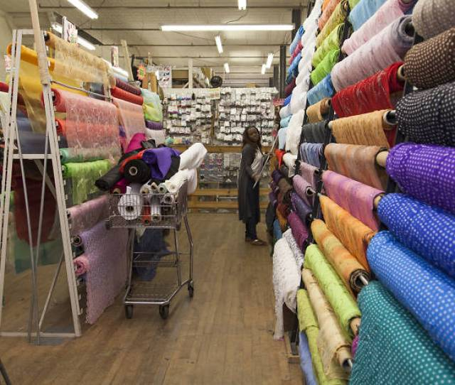 Chicagos Best Fabric Stores