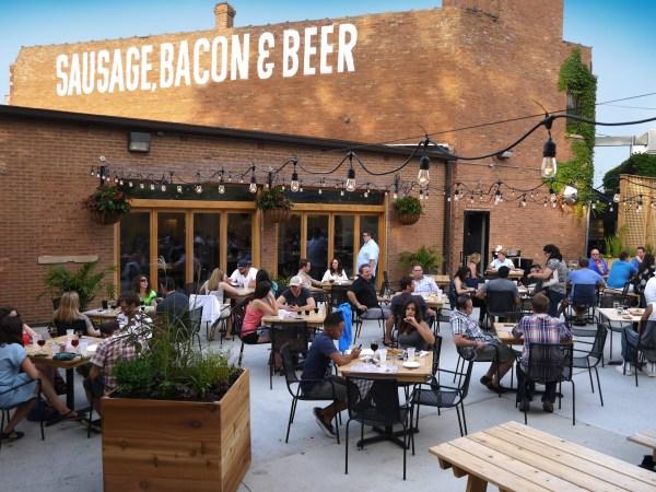 restaurant outdoor patio bars 19 Best Outdoor Restaurants, Patios and Cafes in Chicago