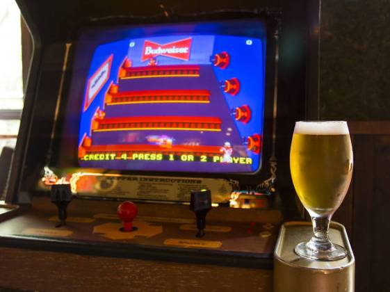 Chicago arcade bars where you can drink beer and play games Photograph  Jaclyn Elizabeth Rivas Spend an afternoon enjoying old school  games and craft beer at the city s best arcade bars