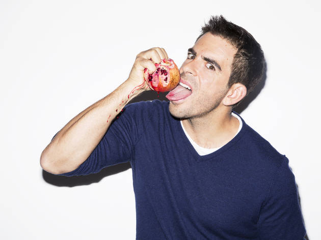 Interview  Eli Roth on his new film  The Green Inferno