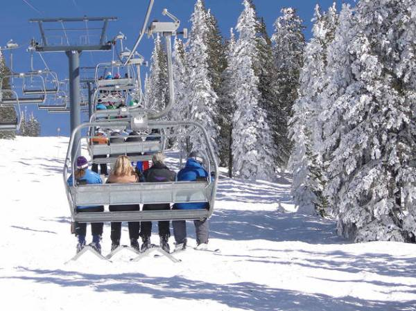 Best ski resorts in America for skiing, snowboarding and ...