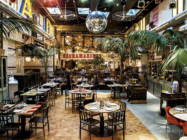Ultramarinos Restaurants In Barcelona
