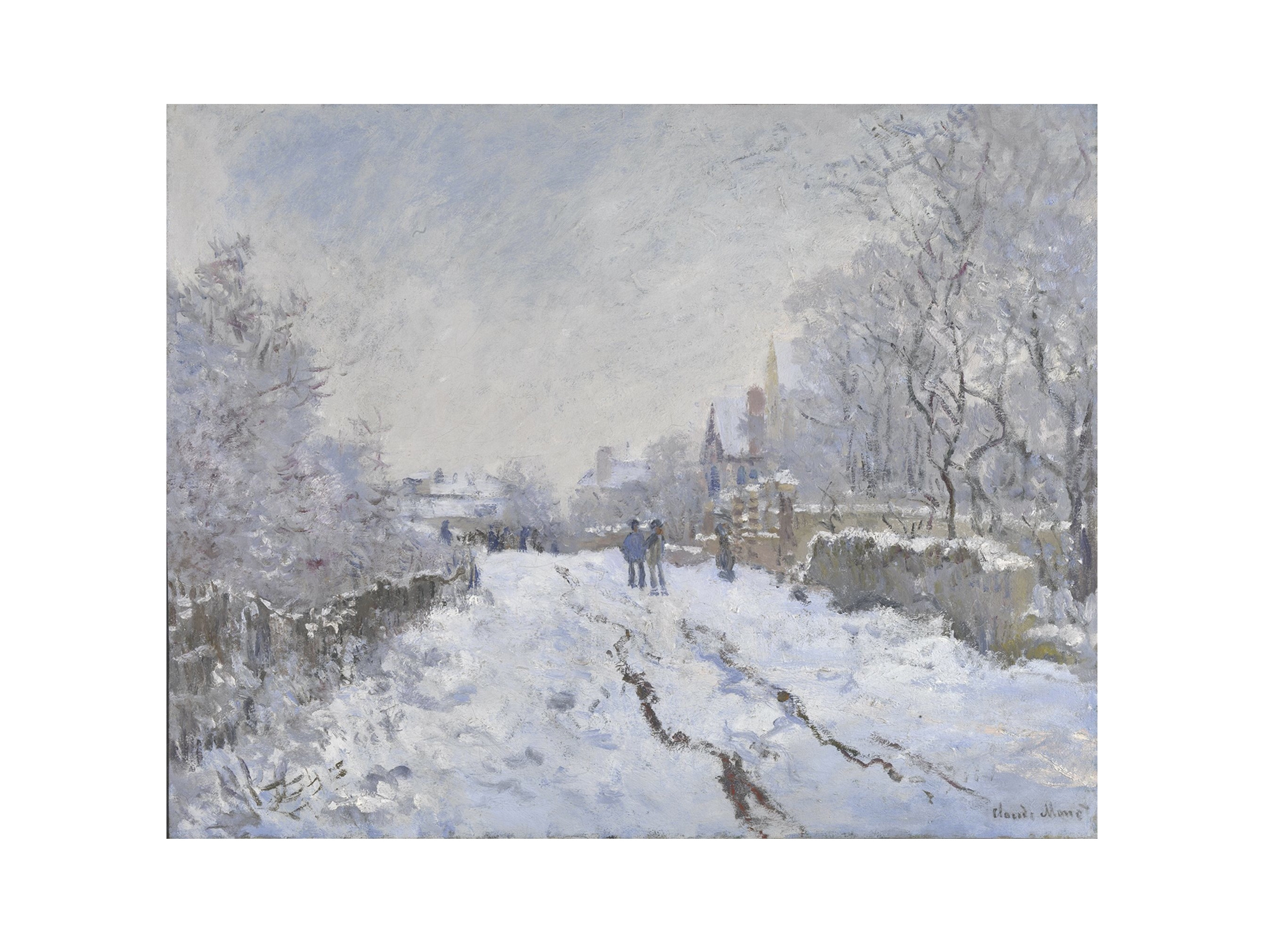 Snowy Paintings In London Art In London Time Out London