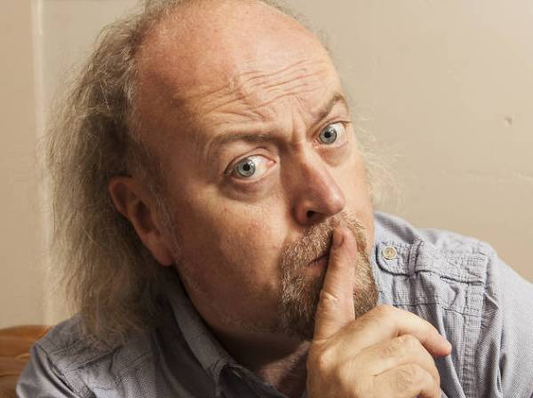 Bill Bailey answers Londoners' letters to Santa