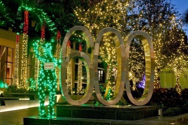 christmas lights miami # 3