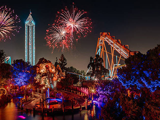 Where to See New Year s Eve Fireworks in Los Angeles 4
