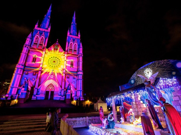 the lights of christmas whats on city of sydney - HD 2048×1536