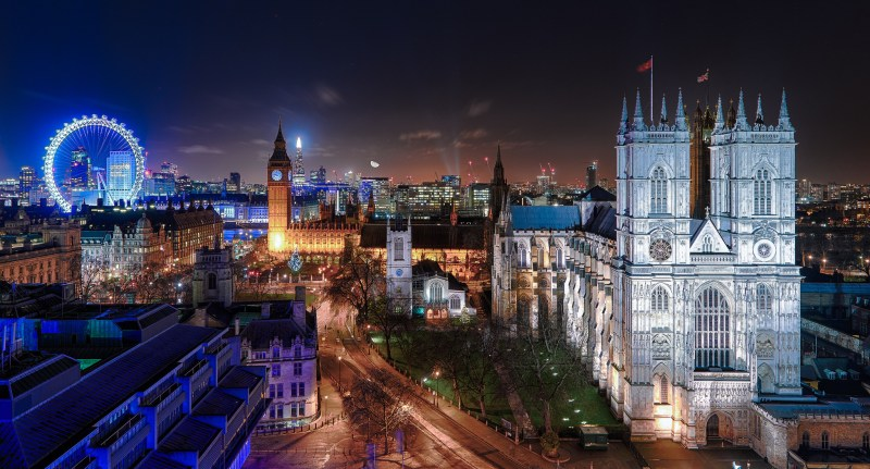 The Top  London Attractions