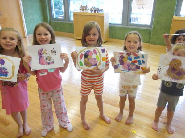 New York Kids Club: The ultimate pajama party for kids
