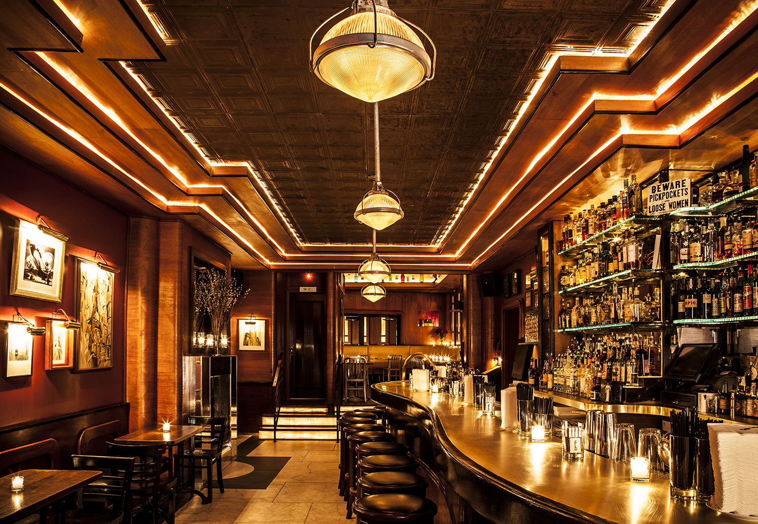 Best Bars To Go To Alone In NYC When You Literally Can't Even