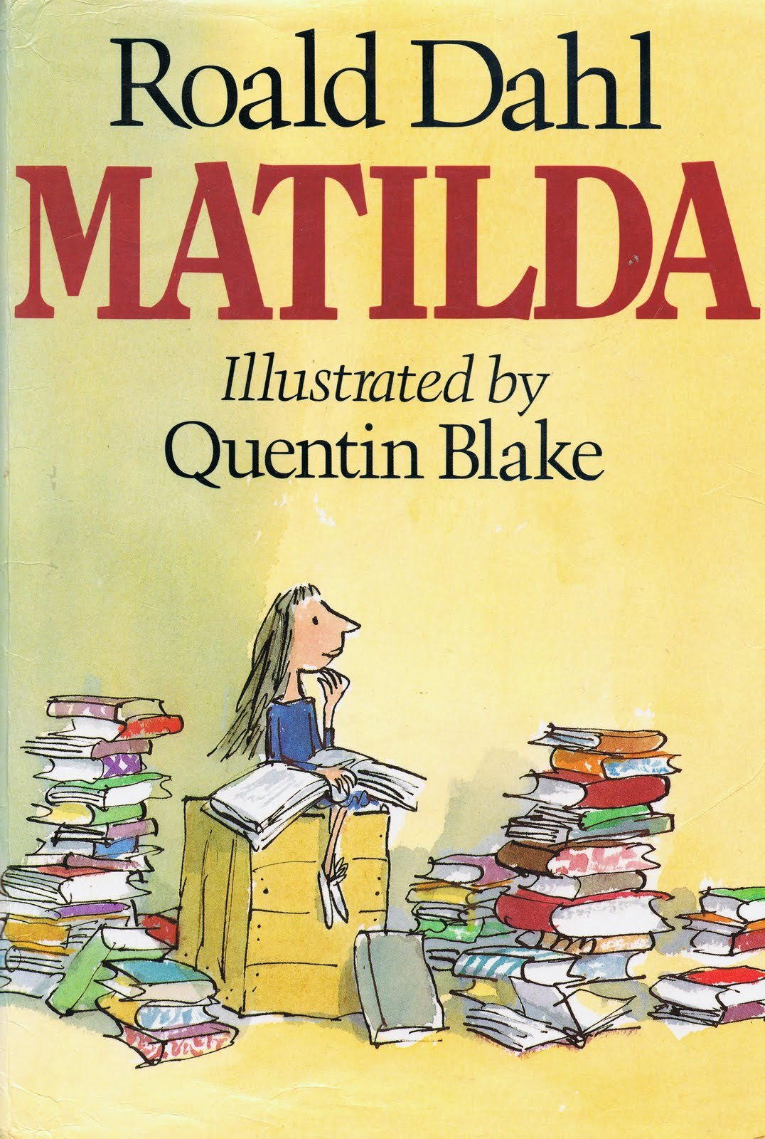 The Best Roald Dahl Books For Kids Including Matilda And
