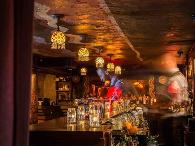 The Del Monte Speakeasy