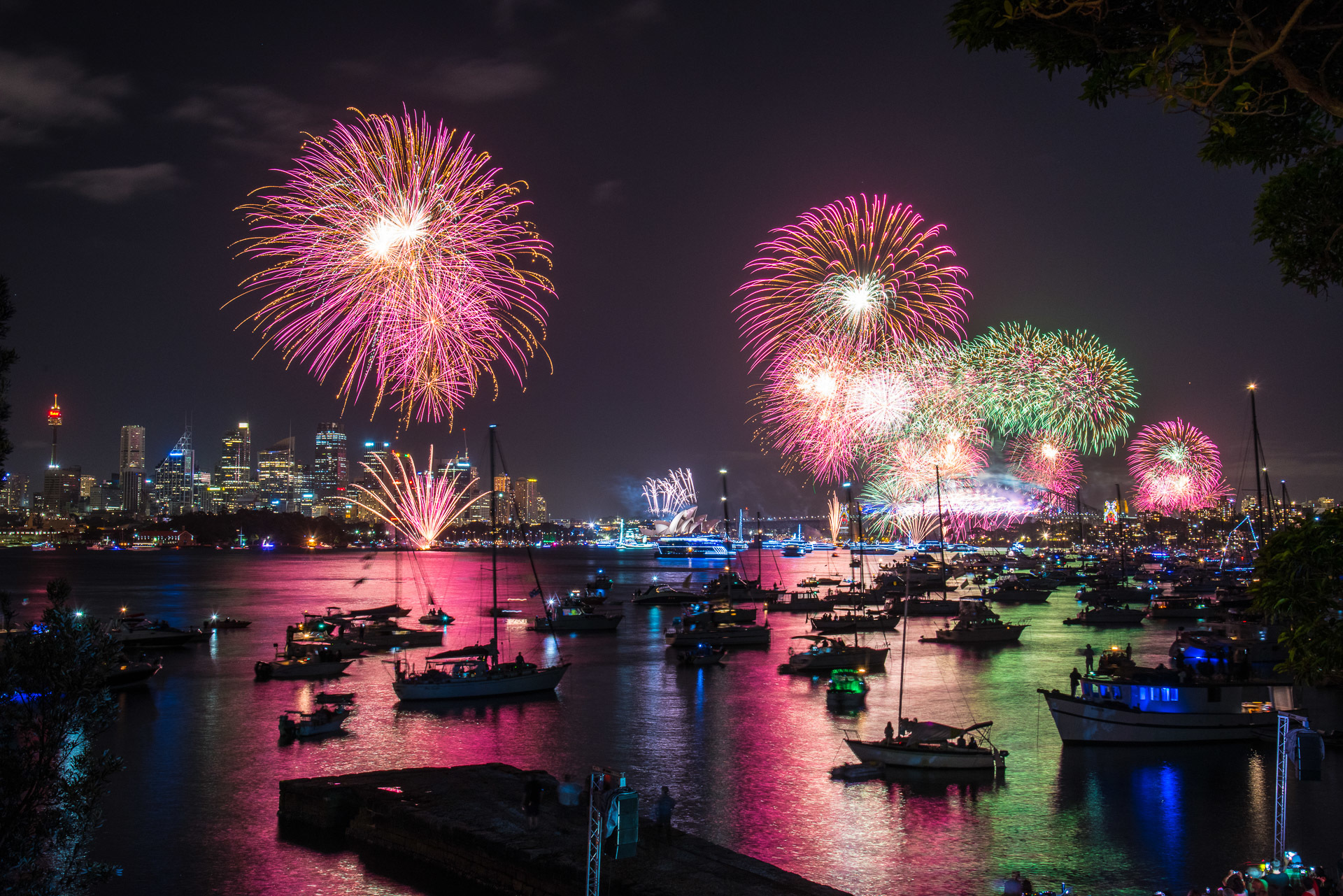The Best New Year S Eve Parties In Sydney