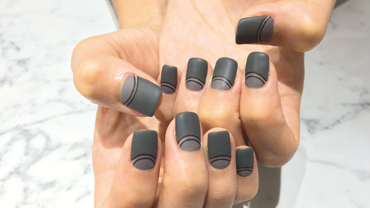 Clic Gel Manicure 38 And Top It With Nail Art From 3 Ohnails Offers One Of The Most Affordable Manicures Pedicures Around At 48
