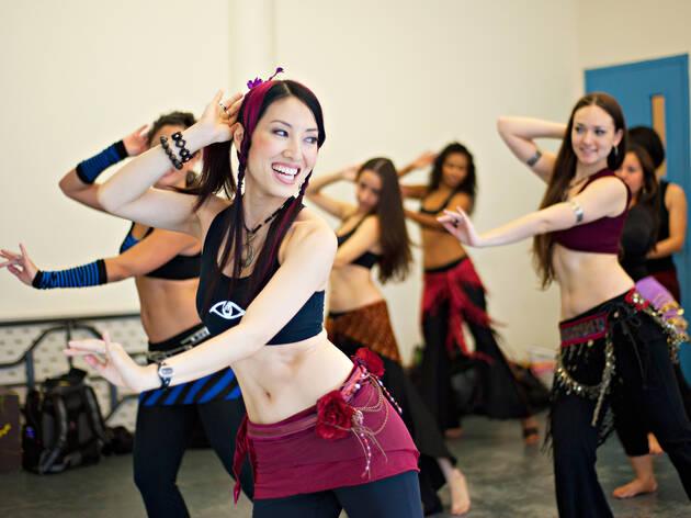 Best belly dancing classes at studios in New York City