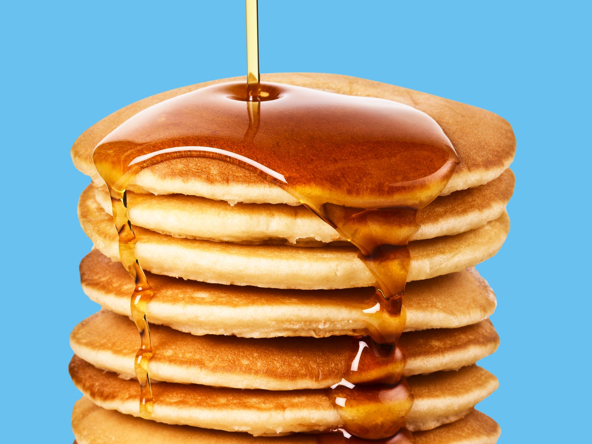 13 Carb-tastic Pancake Joints