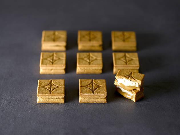 Image result for press butter sand tokyo