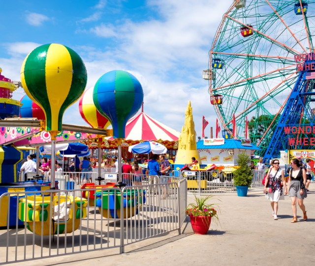 The Best Kids Amusement Parks In New York City