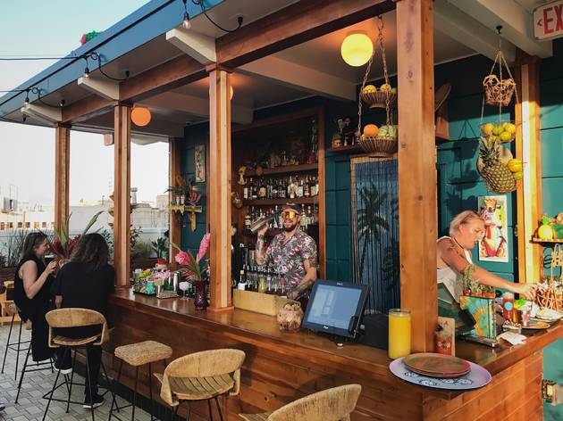 Best Rooftop Bars In L.A. For Sweeping Views And Tasty