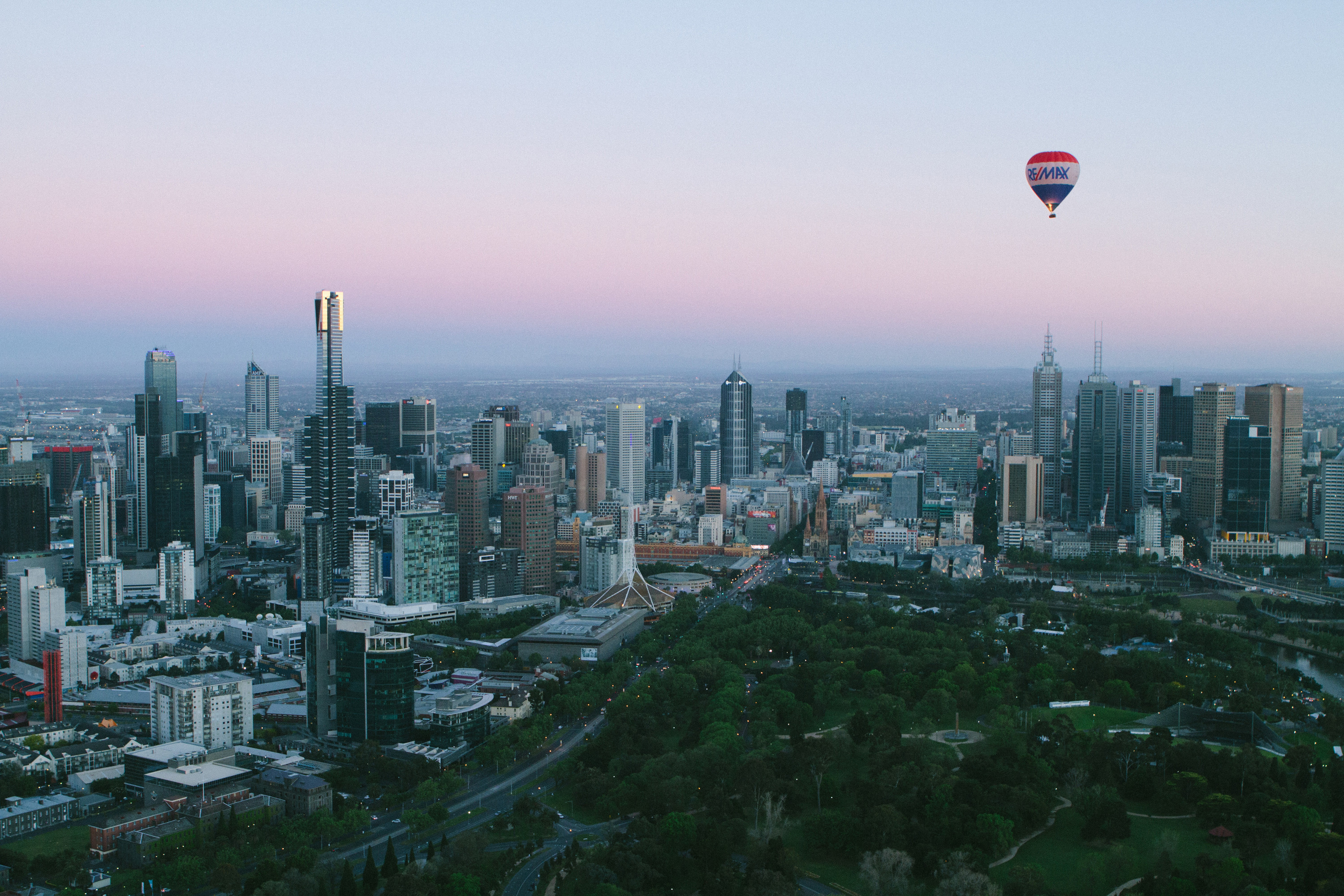 Where To See The Melbourne Skyline Best Views Of Melbourne