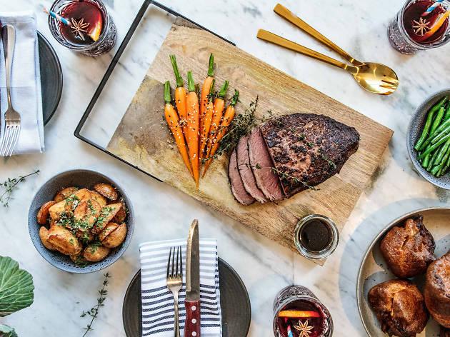 Sunday roast at the Royal Hotel Paddington