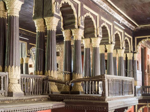 Tipu Sultan's Palace