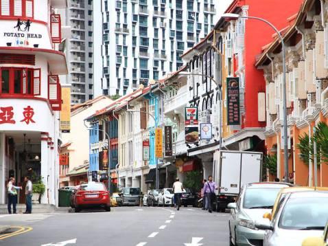 Tanjong Pagar,新加坡