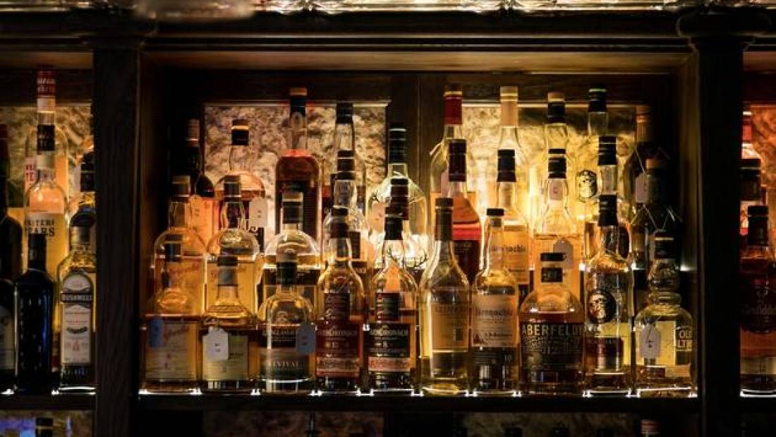 The Doss House Premium Whisky Bar The Rocks