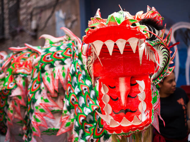 Año Nuevo Chino (Foto: Alejandra Carbajal)