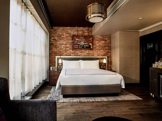 the curtain hotels in shoreditch london