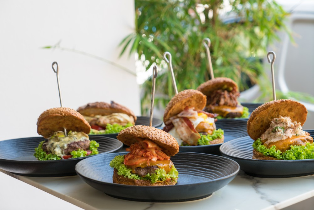 The best restaurants with burger delivery options in Singapore